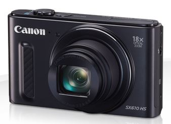 Canon Power Shot SX 610